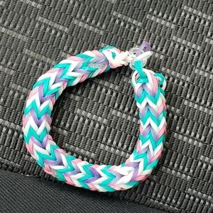 Easter themed color bracelet